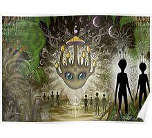 Imaginary Oddities Poster