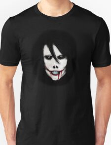 GO TO SLEEP - Jeff the Killer Unisex T-Shirt