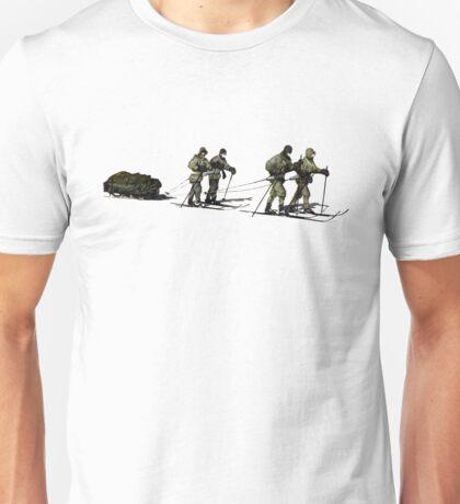 En Route with Captain Scott Unisex T-Shirt