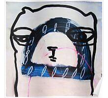 rain bear Poster