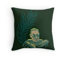 Prufrock Throw Pillow