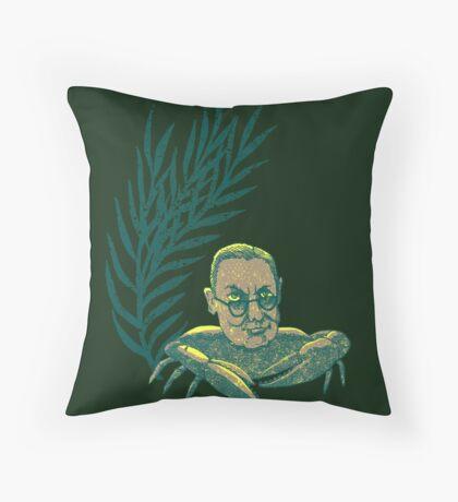 Prufrock Throw Pillow