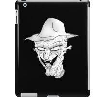 Scary Terry - Rick and Morty iPad Case/Skin