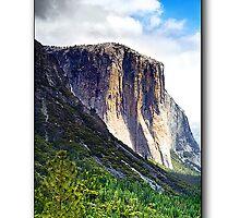 El Capitan by Kirk  Hille