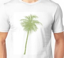 Green Palm Tree Unisex T-Shirt