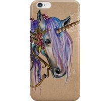 The Magical Faery Unicorn iPhone Case/Skin