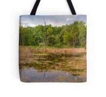 Horicon National Wildlife Refuge Tote Bag