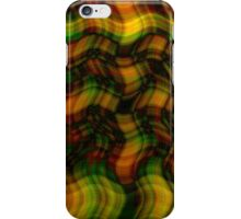 Waved Plaid iPhone Case/Skin