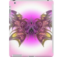 Tribal Butterfly 04 iPad Case/Skin