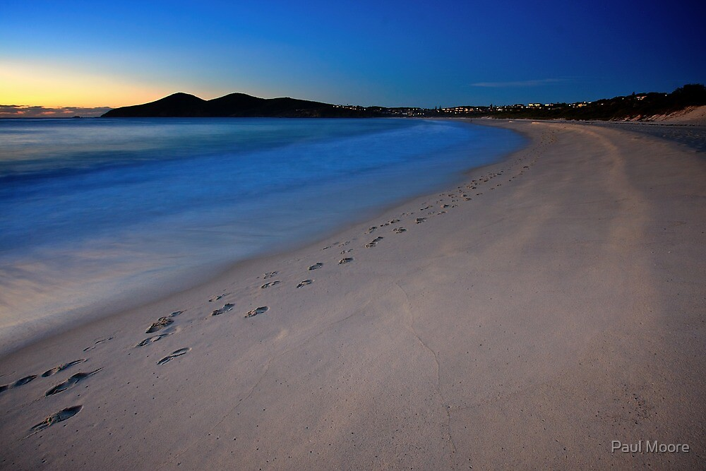 Silver Sands by Paul Moore