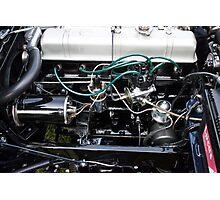 Jensen Engine Photographic Print