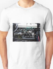 Jensen Engine Unisex T-Shirt