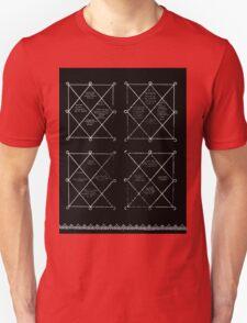HOLOGRAM SAK YANT 4 UP Unisex T-Shirt