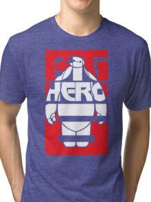Fat Robot Buddy Tri-blend T-Shirt
