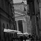 The Pantheon by lukefarrugia