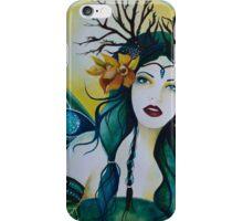 Spring Maiden faery iPhone Case/Skin