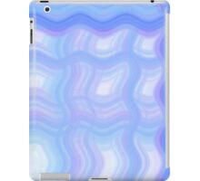 Cold Waves iPad Case/Skin