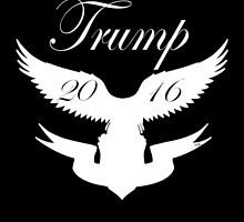 Trump 2016 Presidential campaign by Tia Knight