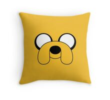 Adventure Time - Jake the Dog Throw Pillow