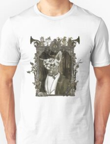 Mr. Sphinx with Frame T-Shirt