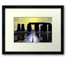 Summer Solstice Framed Print
