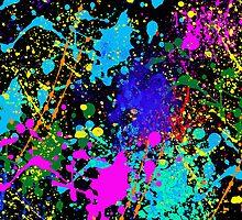 Splatter by troyfrippsdesig