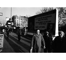 London news Photographic Print