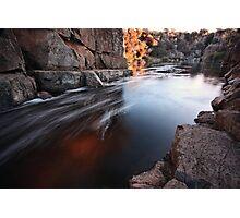 """Down under the Bridge"" Photographic Print"