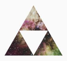 Triforce Galaxy  by Odd Clothing