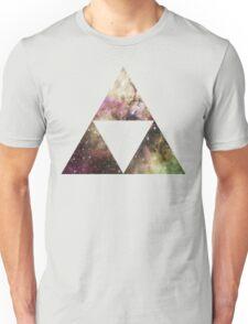 Triforce Galaxy  Unisex T-Shirt