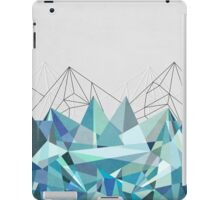 Colorflash 3 Turquoise iPad Case/Skin