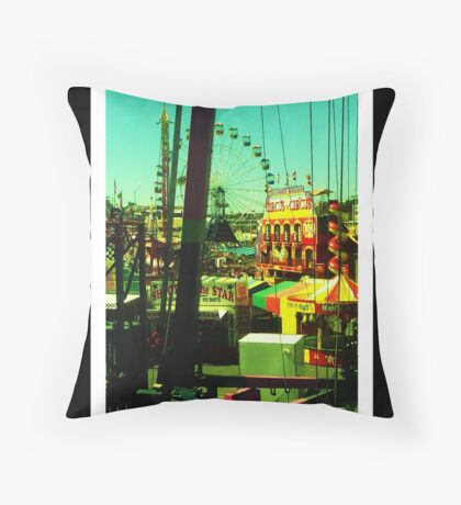 Let the inner child out (: Throw Pillow