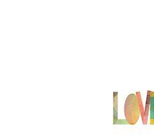 LOVE by anabellstar