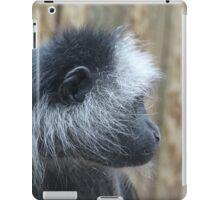 Colobus monkey iPad Case/Skin