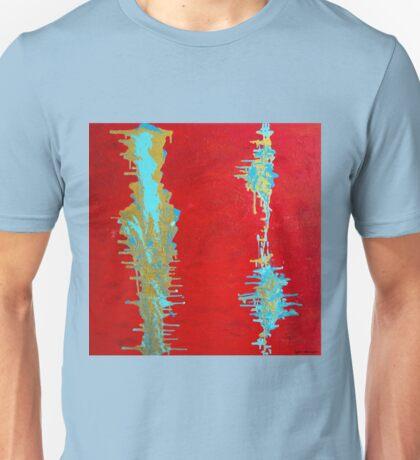 Distress Stains Unisex T-Shirt