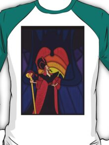 The most trusted advisor - stained glass villains T-Shirt