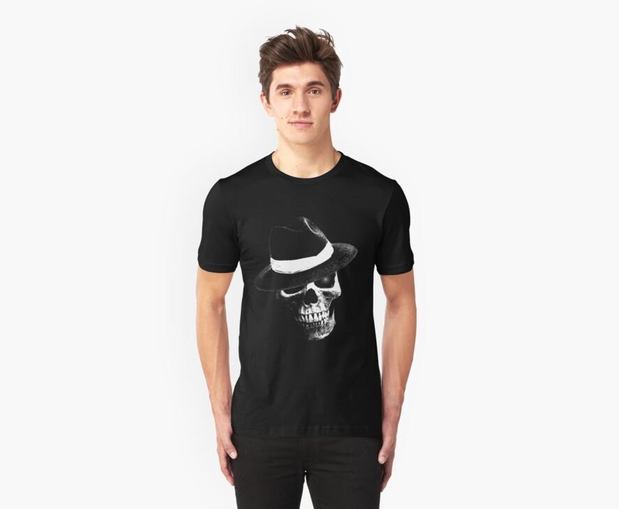 Jazz Skull by Doctor Insanovic