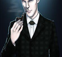 Victorian Sherlock  by enerjax