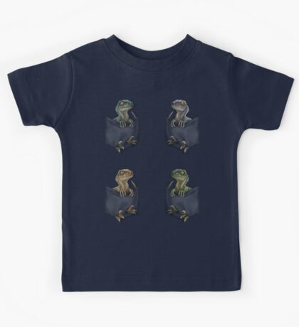 Pocket Protector - Pack Kids Tee