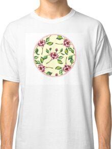 GreenBranchesPattern Classic T-Shirt