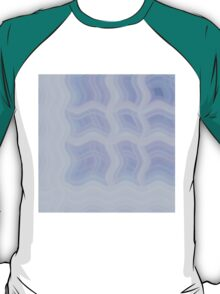 Pastel Cold Waves T-Shirt