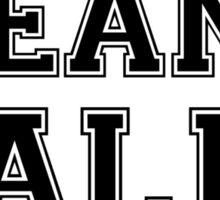 Pretty Little Liars Team Haleb Sticker