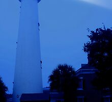 St Simons Island Lighthouse by kinz4photo