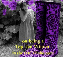 Too big for me... challenge banner by Susie Hawkins