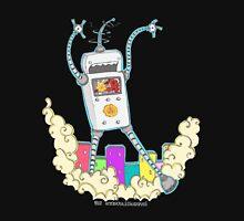 Be Careful. Colourful Robots! Unisex T-Shirt