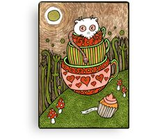 Dormouse Canvas Print