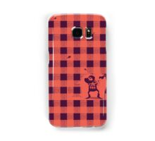 Almost a lumberjack pattern Samsung Galaxy Case/Skin