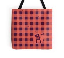 Almost a lumberjack pattern Tote Bag