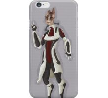 Scientist Salarian iPhone Case/Skin