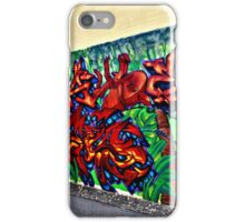 Graffiti in Denver iPhone Case/Skin